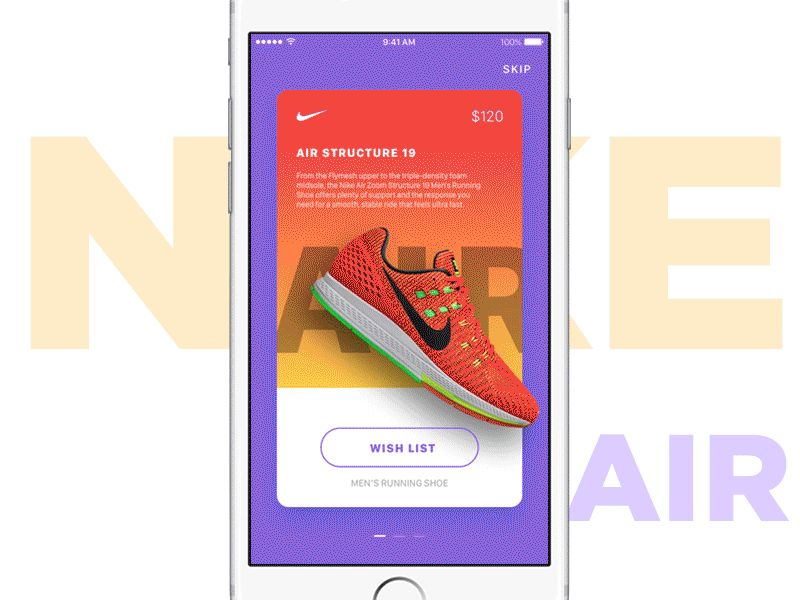 Nike Promotion Ads